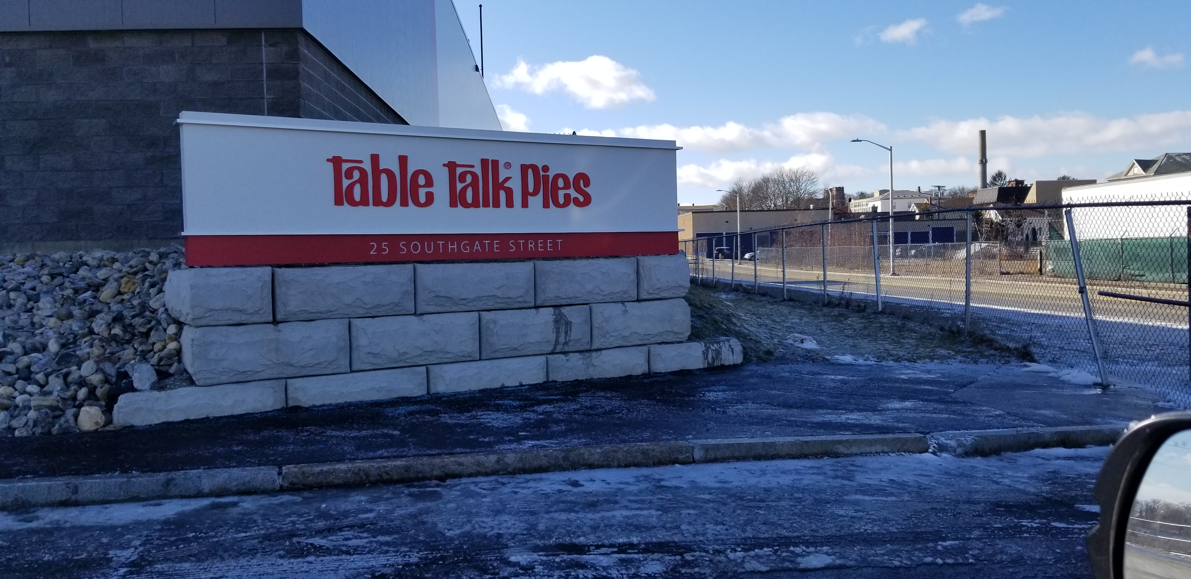 Table Talk Pies 25 Southgate Street Worcester Ma 01610